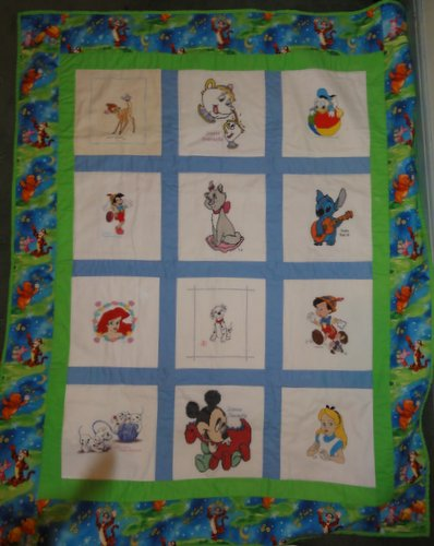 Photo of Eve H's quilt