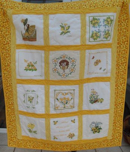 Photo of Primrose Quilt's quilt