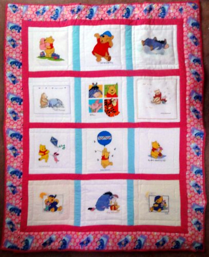 Photo of Emergency quilt