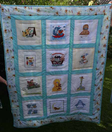Photo of Charlie H's quilt