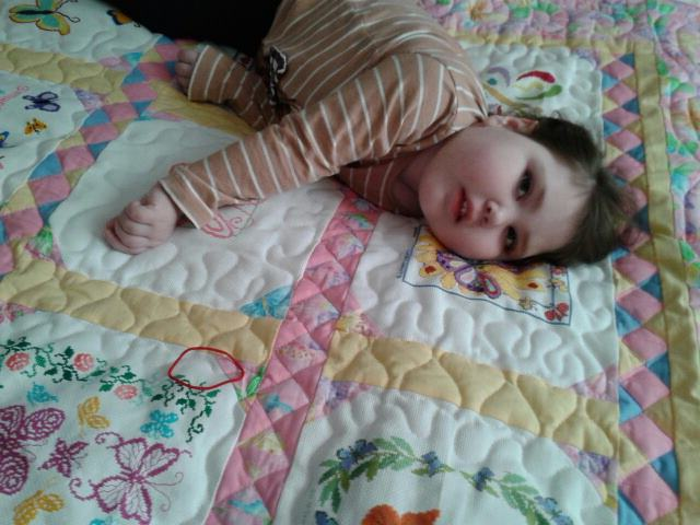 Photo of Ava S's quilt