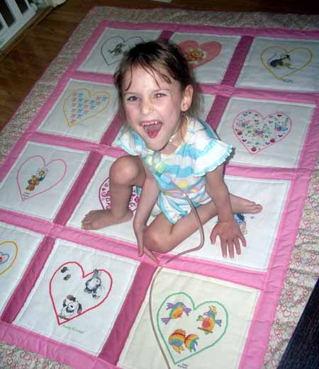 Photo of Lillie-May H's quilt