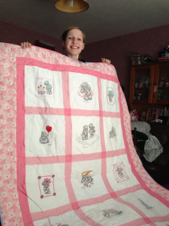 Photo of Emily T''s quilt