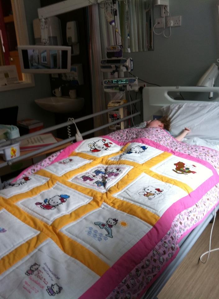 Photo of Kiera F's quilt