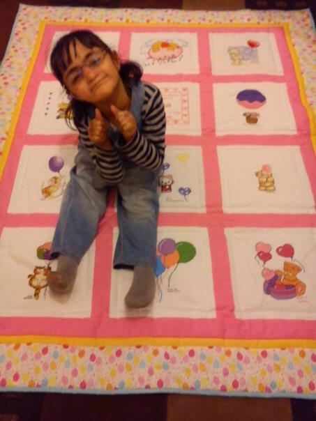 Photo of Shafa Q (Rida)'s quilt