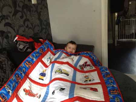 Photo of Shaun M's quilt