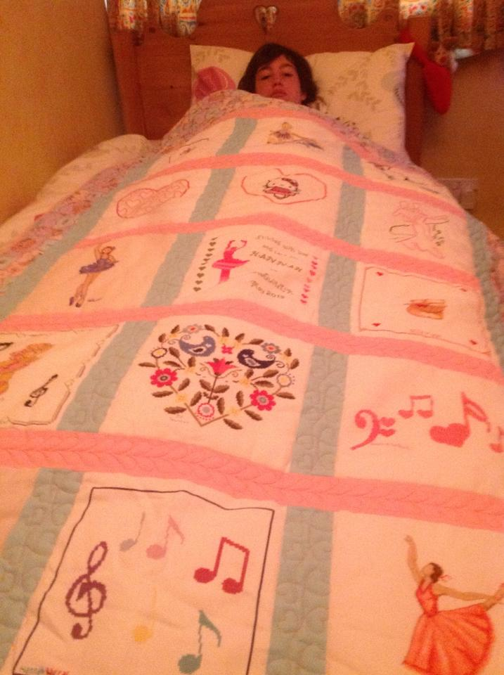 Photo of Hannah H's quilt