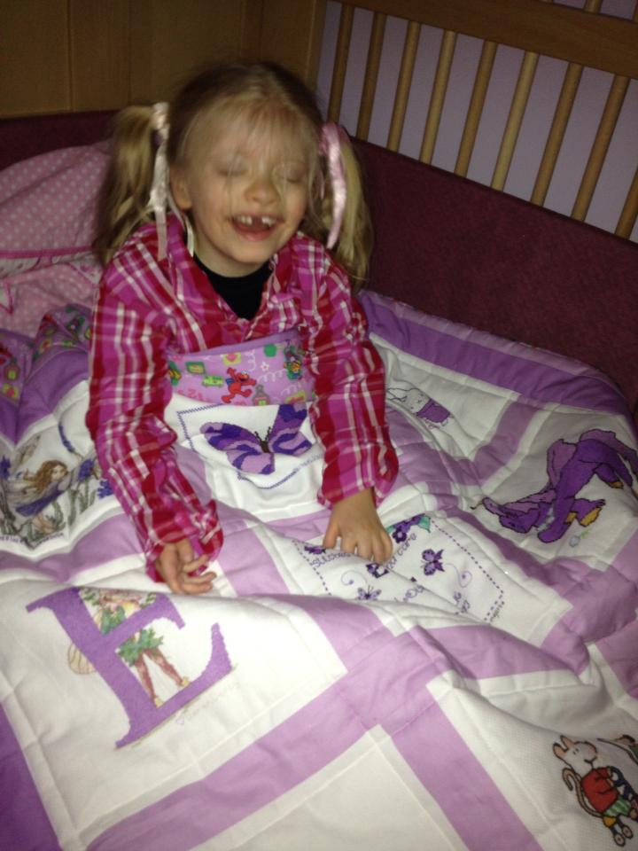 Photo of Esme T's quilt