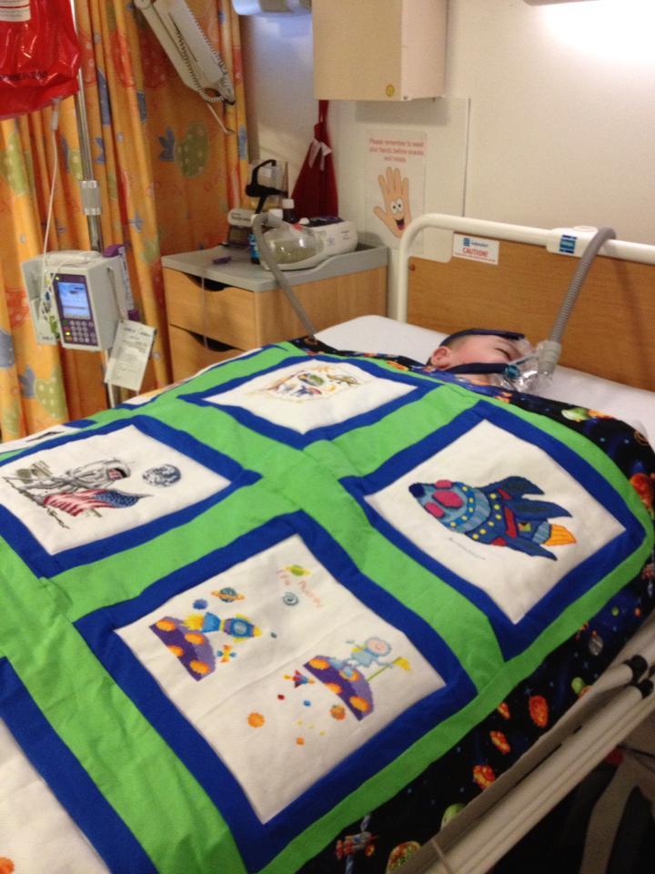 Photo of Ryan M's quilt