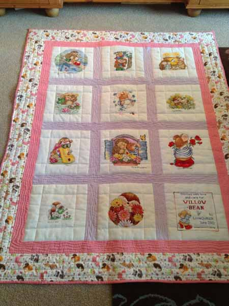 Photo of Willow-Bean's quilt