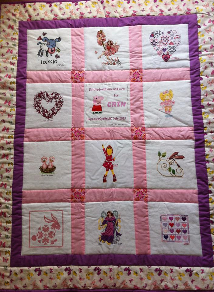 Photo of Erin G's quilt
