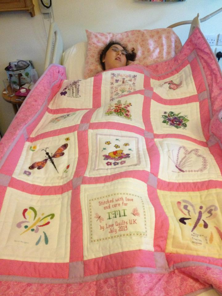 Photo of Imogen A's quilt