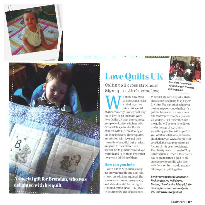 Craft Seller article