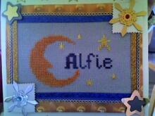 Card for Alfie R