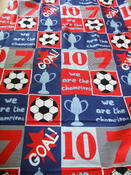 Fabric for Michael-Owen