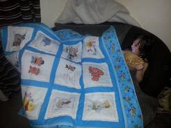 Lilly M's quilt