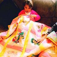 Rebecca P's quilt