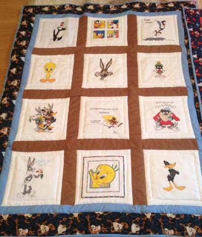 Photo of Brandon Ms quilt