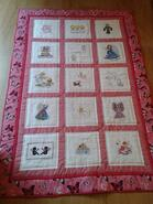 Kennedy J's quilt