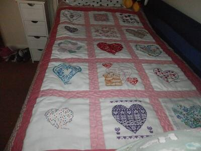 Photo of Nina Ps quilt