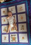 Jenson O's quilt
