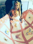 Gracie-Mae F's quilt