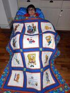Matthew E's quilt