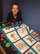 Luke S's quilt