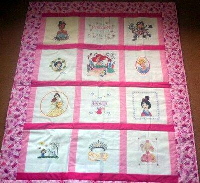 Photo of Abigail Ws quilt