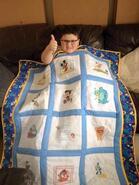 Mason F's quilt