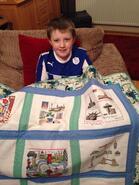 Thomas S's quilt