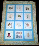 Daisy L's quilt
