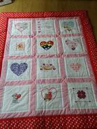 Cameron B's quilt