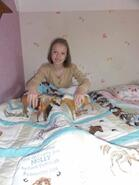 Molly A's quilt