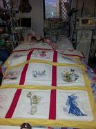 Isla S's quilt