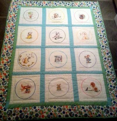 Photo of Donna Bs quilt