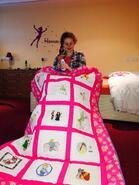 Hannah B's quilt