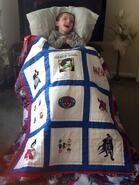 Grady-Finn's quilt