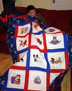 William D 's quilt