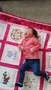 Zara S's quilt