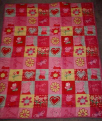 Photo of Hannah Ps quilt