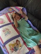 Ellie M's quilt