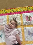 Scarlett B's quilt