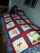 Jack D's quilt