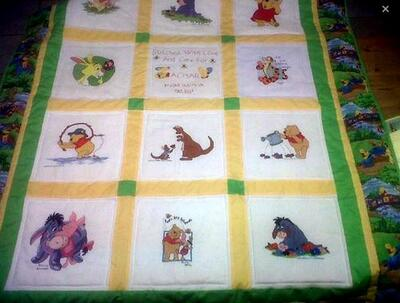 Photo of Zachary Ws quilt