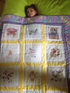 Sophie M's quilt