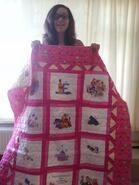 Eloise's quilt