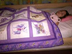 Lea C's quilt