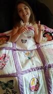 Kiera L's quilt
