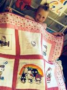 Lexi-May's quilt